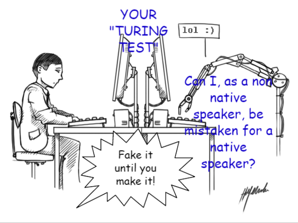 YOUR TURING TEST 2