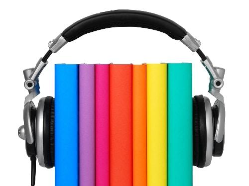 audio books french